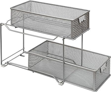 Cesto estraibile disponibile in 2 modelli o ripiano angolare