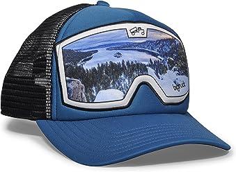 18925574873b9 bigtruck Original Photography Series Snapback Hat