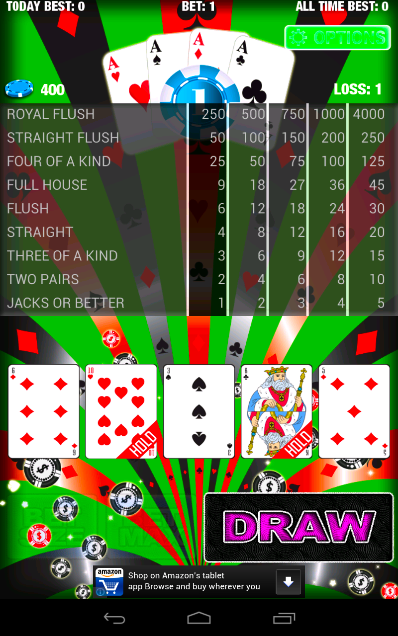 Free Casino And Poker Games