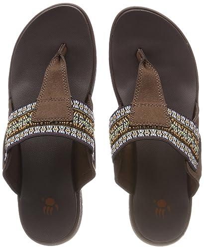 30e2d2729 BEARPAW Women s Dakota Thong Sandals