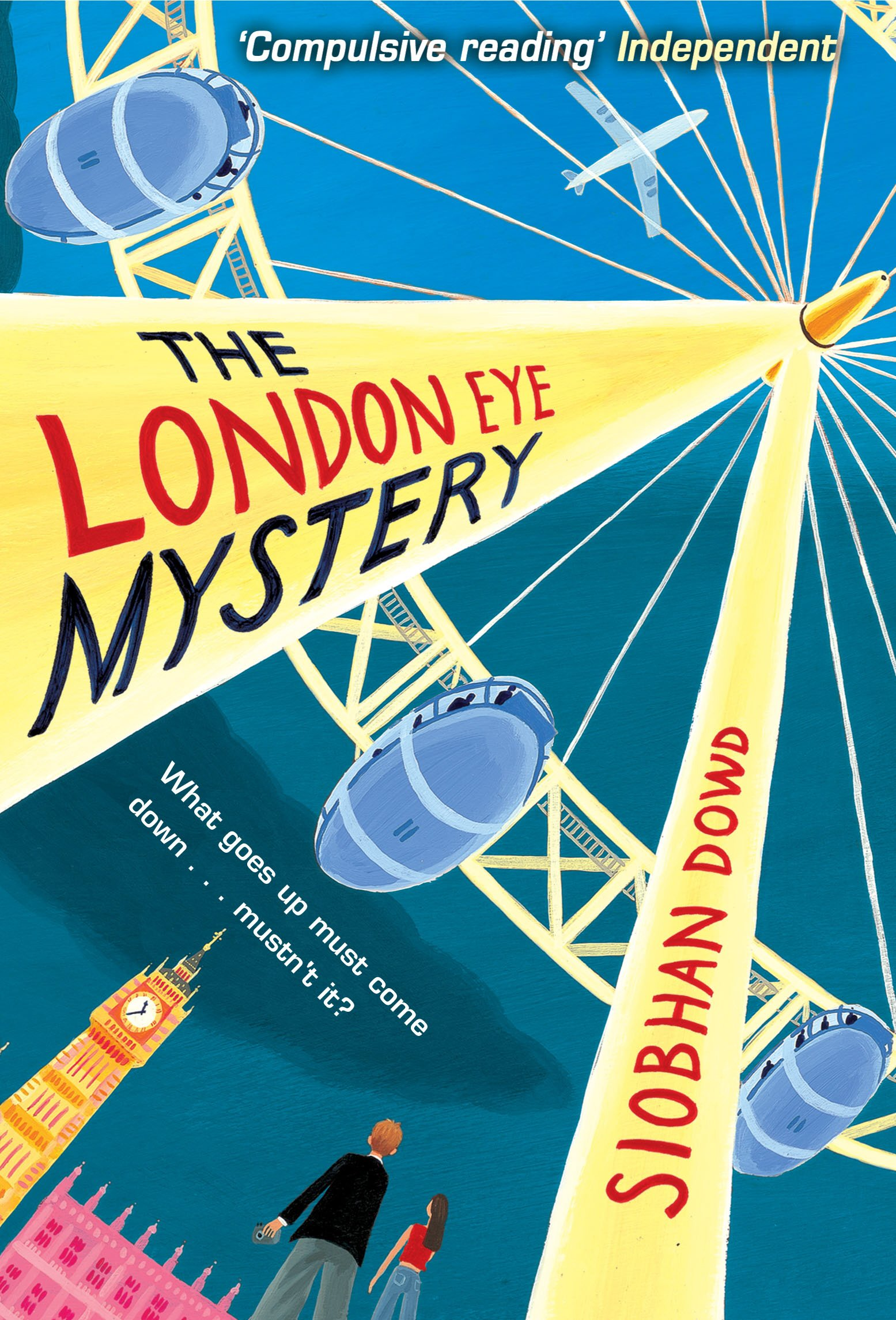 Image result for the london eye mystery