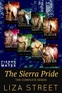 The Sierra Pride: The Complete Series (Fierce Mates: Sierra Pride)