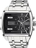 Diesel Men's DZ7324 Analog Display Analog Quartz Silver Watch