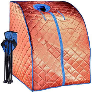 infrared IR Far portable indoor spa sauna review