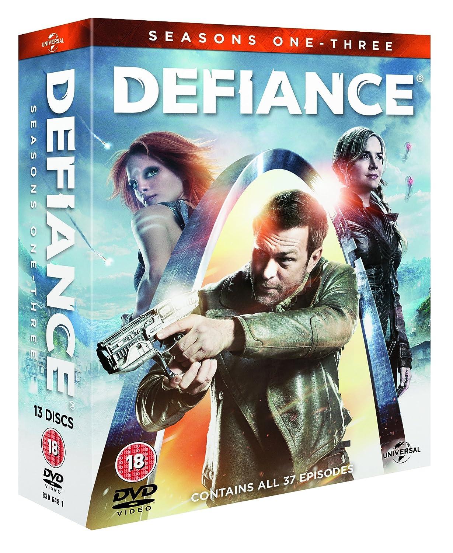 Amazon.com: Defiance (Seasons 1, 2 & 3) - 13-DVD Box Set ( Defiance ...