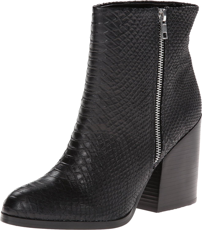 Best price on the market at italist | Steve Madden Steve Madden Jillian High Heels Ankle Boots In Black Leather