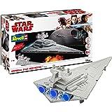 Revell Build & Play - Star Wars Imperial Star Destroyer - 06749, Maßstab 1:4000, originalgetreue Nachbildung mit beweglichen Teilen, mit Light&Sound Effekten, Robust Zum Spielen