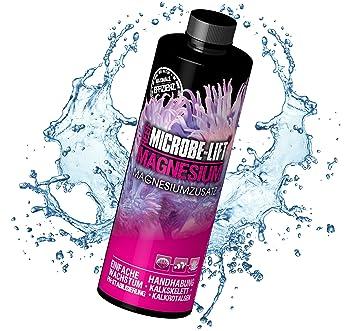 Microbe de Lift Magnesio Supplement - Magnesio adicional, mar agua, Acuario: Amazon.es: Productos para mascotas