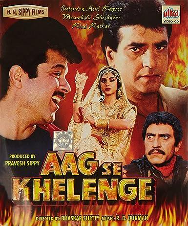 Aag Se Khelenge Amazonin Buy Aag Se Khelenge DVD Bluray Online at Best Prices in