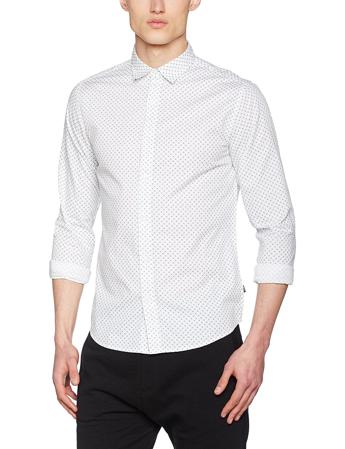TALLA M. Only & Sons Onsclaes Camisa para Hombre