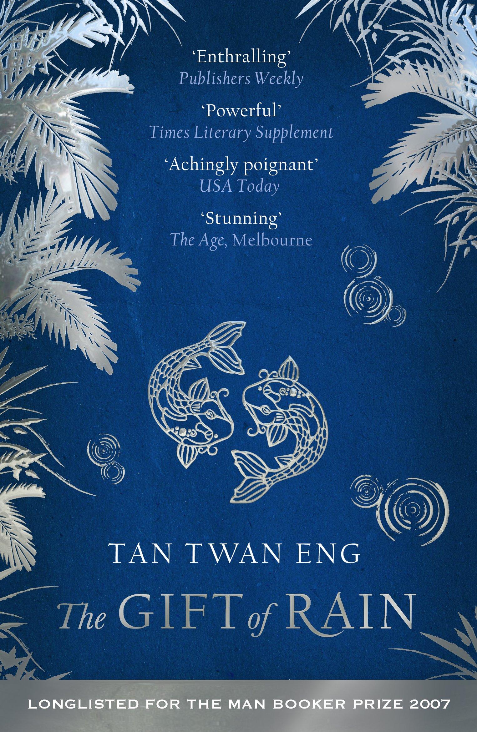 amazon the gift of rain tan twan eng anthologies