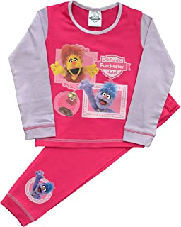 fe5bafd0d8d9 The Furchester Hotel Pyjama Set - Ages 18 Months - 5 Years  Amazon ...