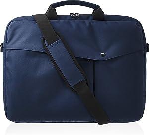 AmazonBasics Business Laptop Case - 17-Inch, Navy