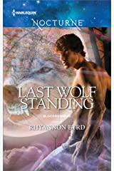 Last Wolf Standing (Bloodrunners Book 1) Kindle Edition