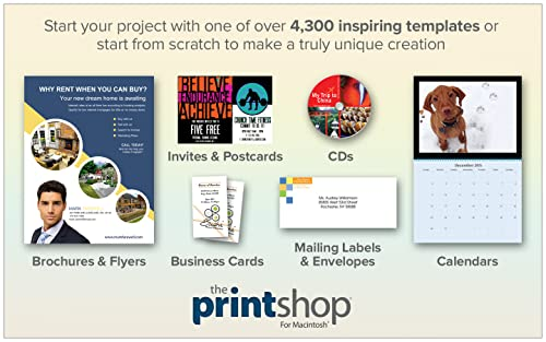 It's easy to create impressive print projects. Design from scratch or choose from 21, + professionally designed templates for a wide variety of projects, including greeting cards, invitations, labels, matching stationery sets, signs, banners and more. Customize your design in seconds with the easiest design tools around. You can add your own text, photos, graphics and word art.