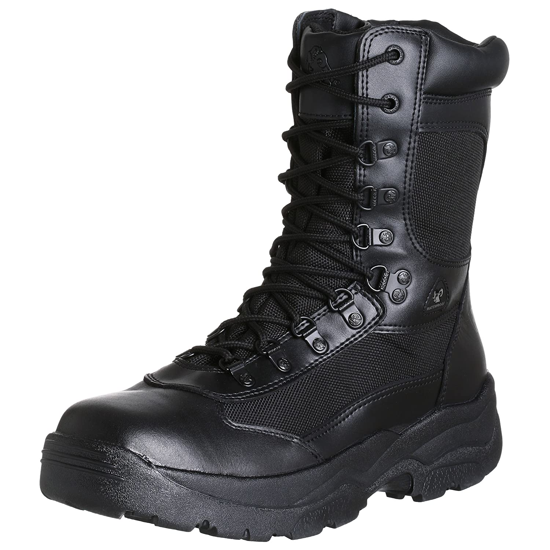 04bbfcb2427 Rocky Fort Hood Zipper Waterproof Duty Boot: Buy Online at Low ...