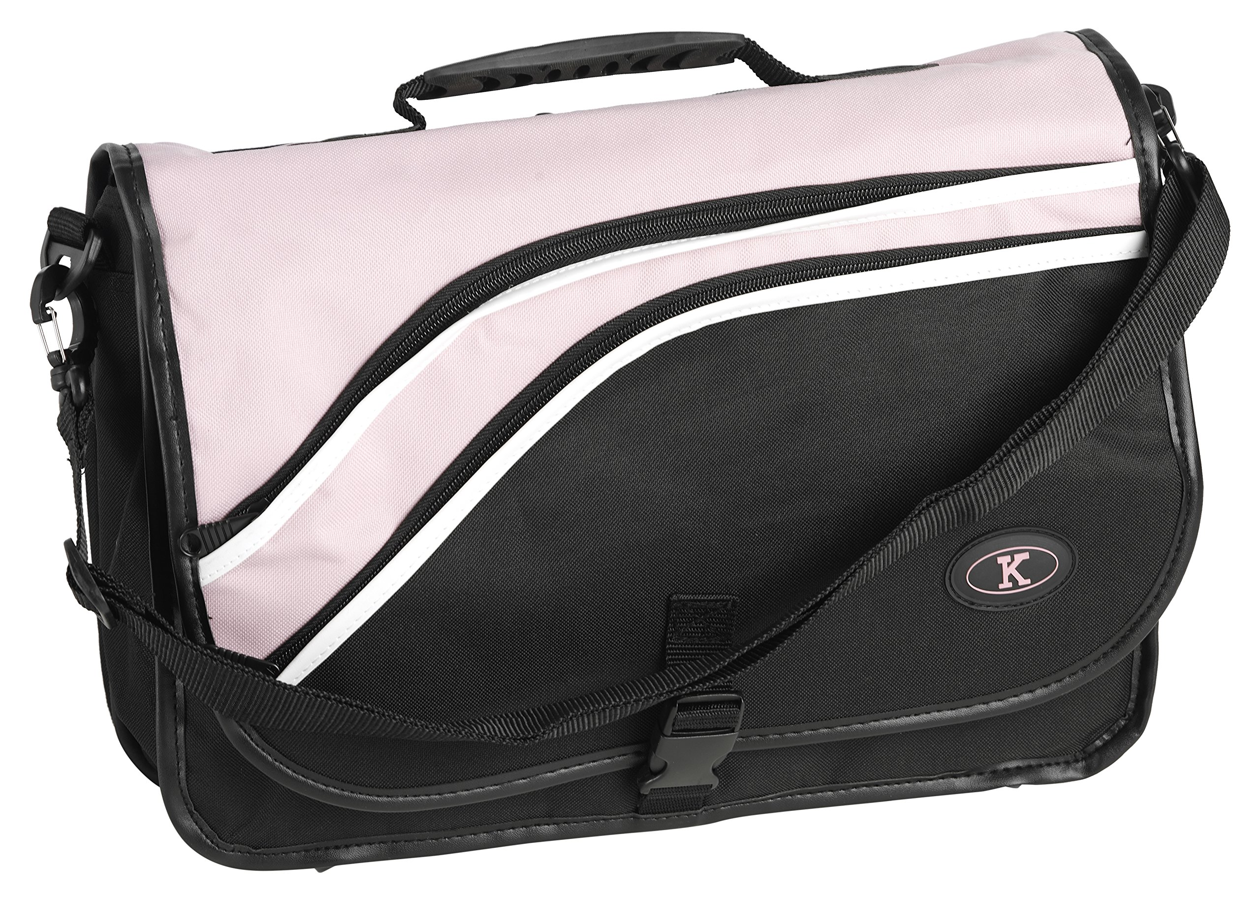 Kaces KCCL2-P Clarinet Case Carry All - Pink