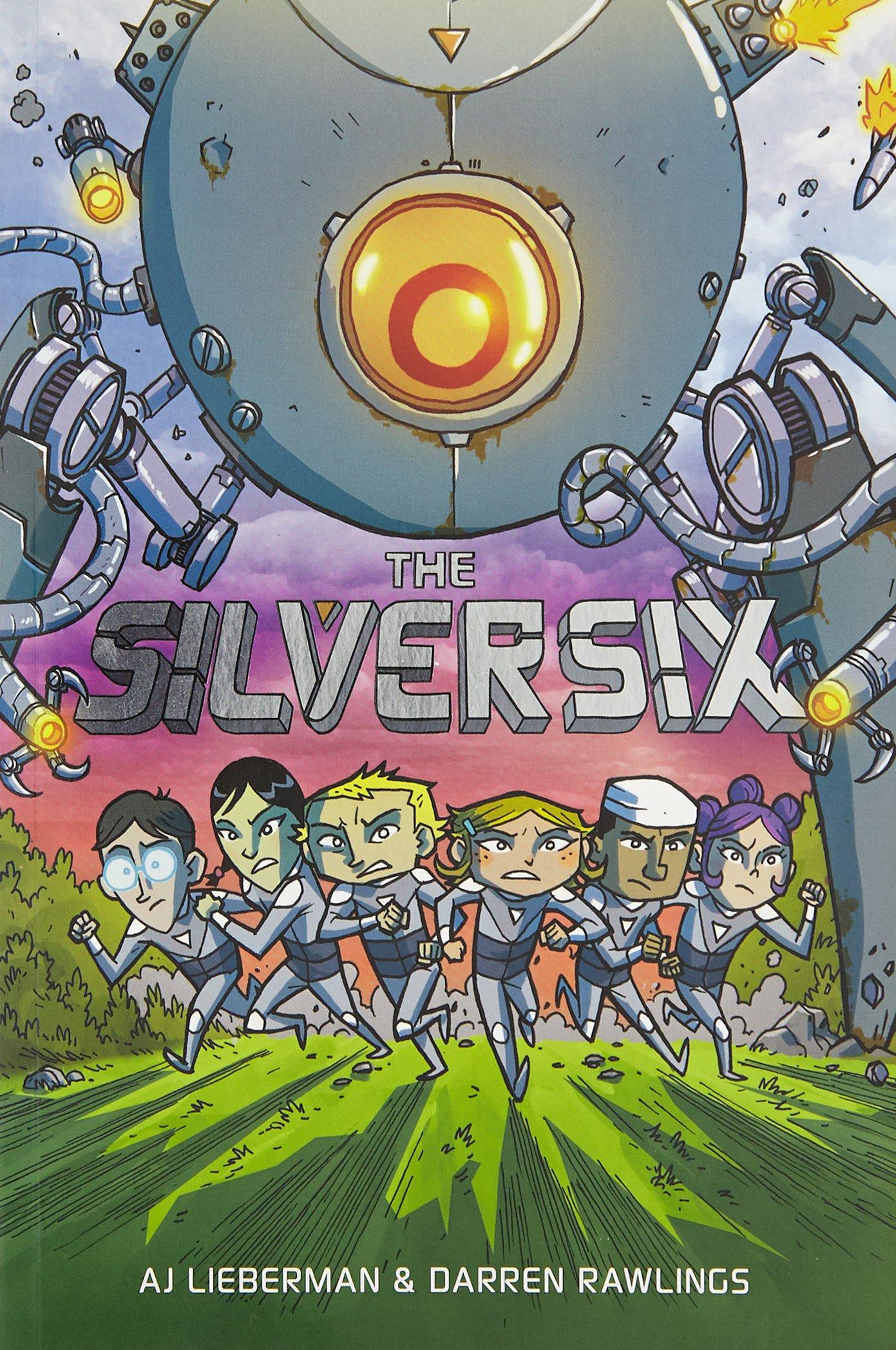 The Silver Six: Amazon.es: A. J. Lieberman, Darren Rawlings ...