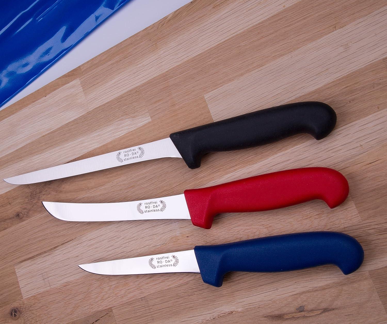 Compra Cuchillo carnicero Set RO-da 4 piezas Incluye ...