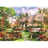 Shayee England Cottage 1000 Piece mini Jigsaw Puzzle Kids Adult Puzzle Game Gift Toys