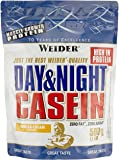 Weider Day und Night Casein Beutel 2er Mix Pack, Vanille-Sahne, 2 x 500 g (1 x 1 kg)