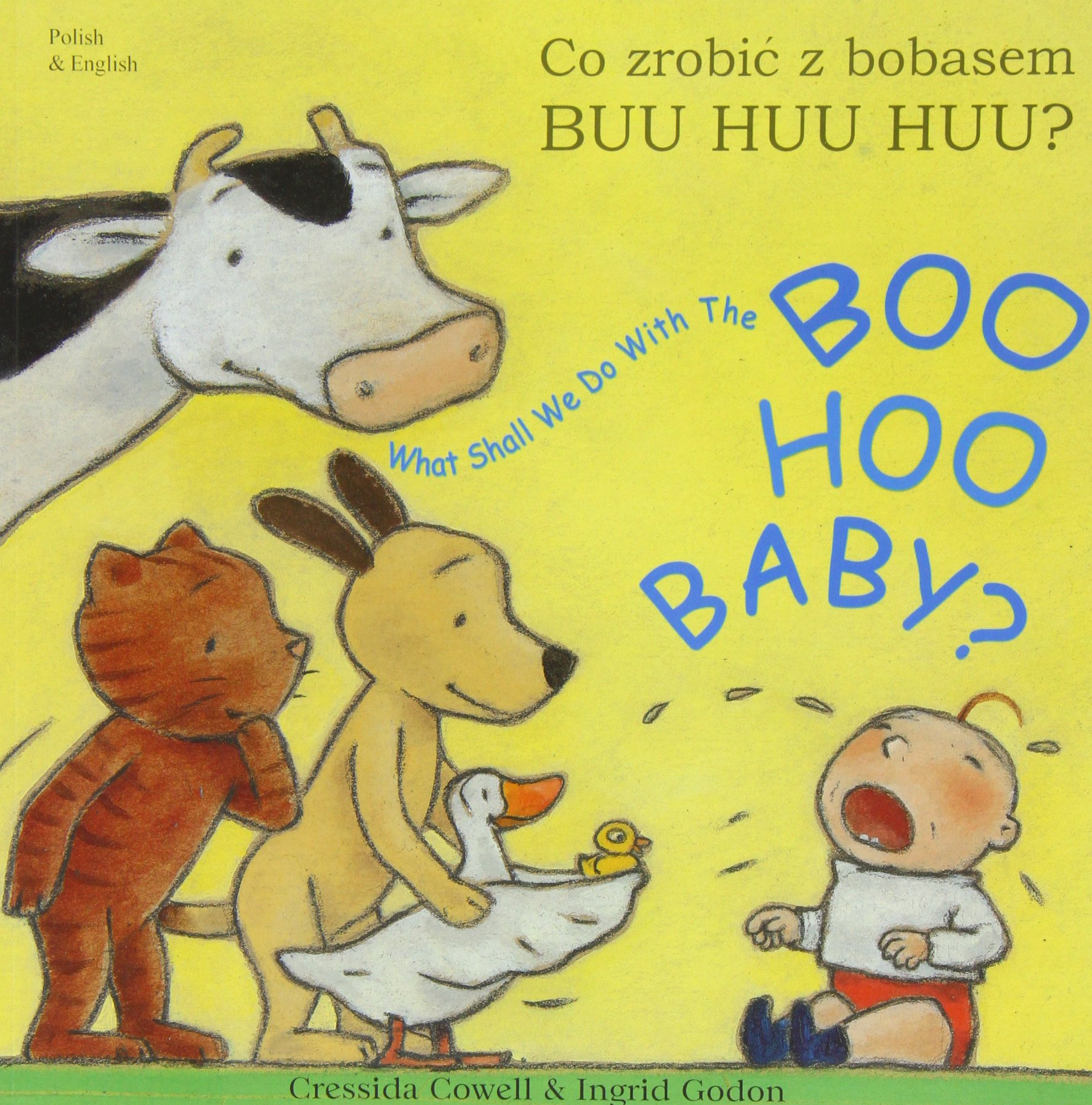 Read Online What Shall We Do with Boo Hoo Baby (Polish Edition) ebook