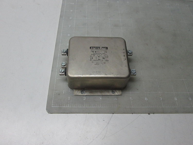 30A SCHAFFNER FN610-30-03 POWER LINE FILTER 190UA
