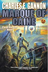 Marque of Caine (Caine Riordan Book 5) Kindle Edition