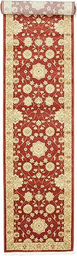 Farahan Ziegler – Red rug 2 7 x13 1 80×400 cm Oriental, Runner Carpet