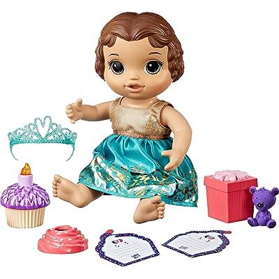 Baby Alive Cupcake Birthday Baby (BR): Hasbro: Toys & Games