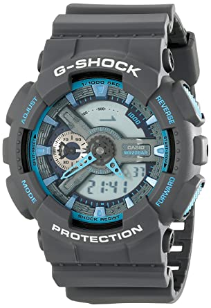 Amazon.com  Casio Men G SHOCK Sport GA110TS GA-110TS-8A2  Watches 69668f3de1