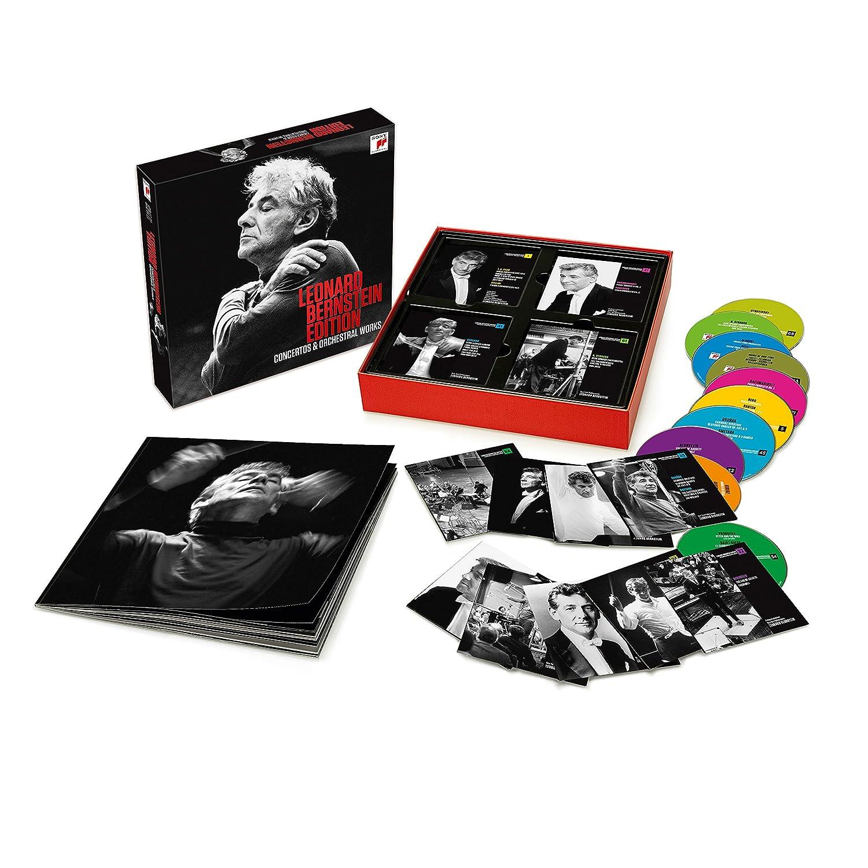 Leonard Bernstein Edition - Concertos & Orchestral - Leonard ...