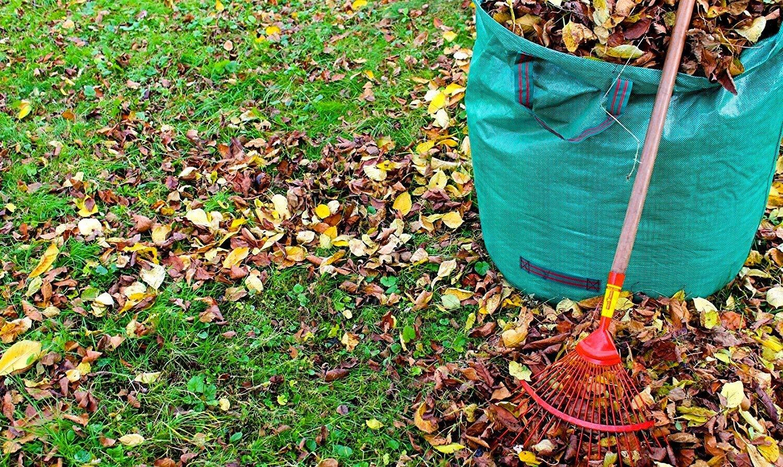 bolsas de cultivo transpirables 100 galones, verde bolsa de cultivo maceta de tela suave para plantar plantas Maceta redonda para plantar verduras LoveECENTRAL flores verduras plantas