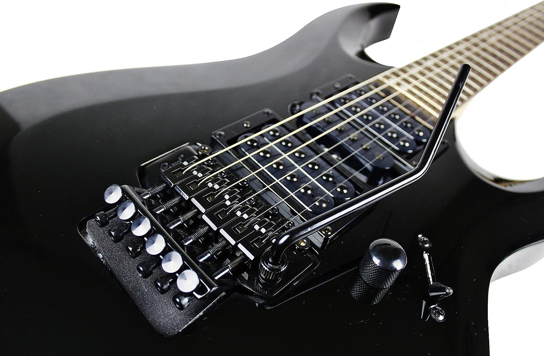 Cort X6BK - Guitarra eléctrica: Amazon.es: Instrumentos musicales