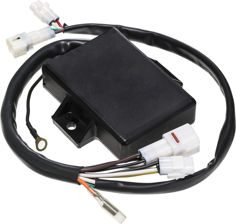 yamaha cdi box wiring diagram amazon com cdi box for yamaha yfm 350 warrior oem repl 3gd  cdi box for yamaha yfm 350 warrior