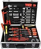 Famex 759-65 Boîte à Outils Kit d'assemblages 125 Pièces (Import Allemagne)