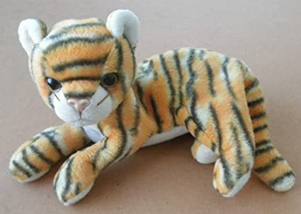 Amazon.com  TY Beanie Babies India the Bengal Tiger Plush Toy ... ad7477a2cda