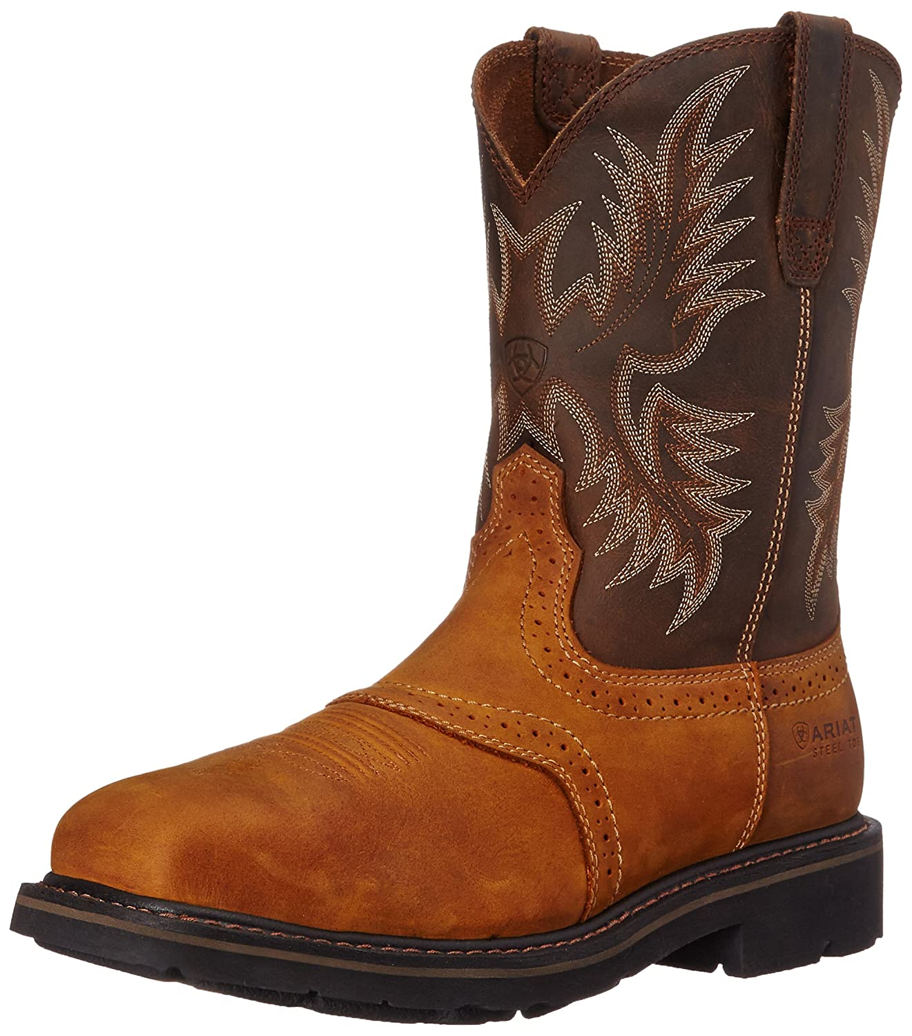 Ariat メンズ 100010134 B0074905YG 9 mens_us|Aged Bark Aged Bark 9 mens_us