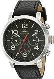 Tommy Hilfiger Men's 1791232 Jake Analog Display Japanese Quartz Black Watch