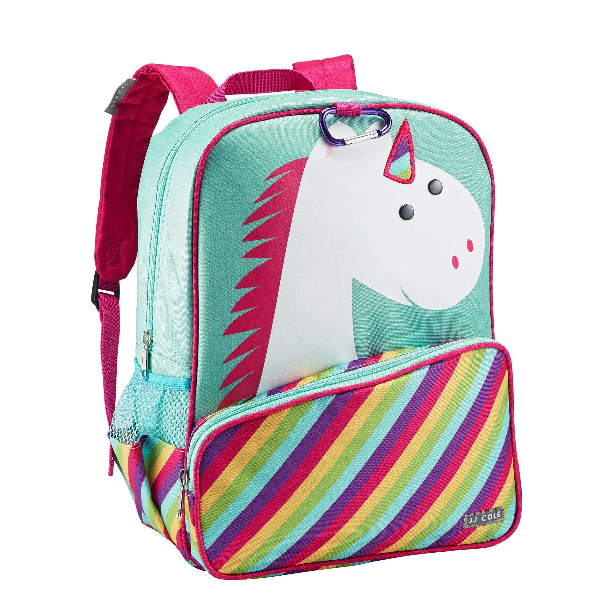 JJ Cole Toddler Backpack Unicorn