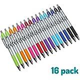 Mr. Pen- Pens, Bible Pens, 16 Pack, Colored Pens, Pens for Journaling, Bible Pens No Bleed Through, Pens Fine Point, Colorful Pens, Journal Pens, Fine Tip, Ink Pens, Planner Pens, Color Pens