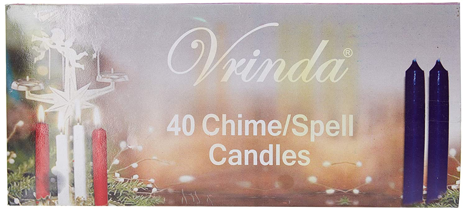 Vrinda® Vrinda/® Spell Candles - One Shipping Charge 40 Candles