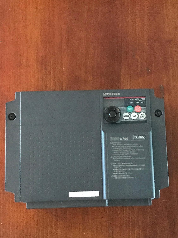Mitsubishi Inverter FR-D720-5.5K Firbimatic, union, realstar #0714215