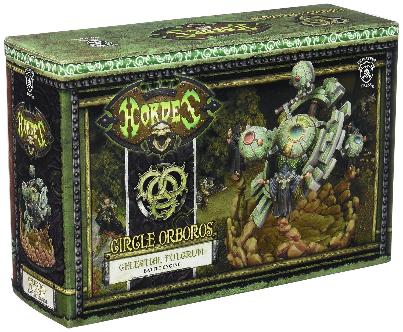 Privateer Press – Hordes – 円Orboros :天体Fulcrum Battleエンジンモデルキット B006ORVFNE