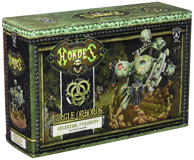 Amazon.com: privateer press – hordas – círculo orboros ...