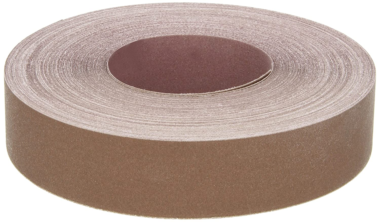 Gobain Abrasives 66261126279 Cloth Backing Grit P400 1-1//2 Width x 50yd Length St Aluminum Oxide 1-1//2 Width x 50yd Length Norton K225 Metalite Abrasive Roll