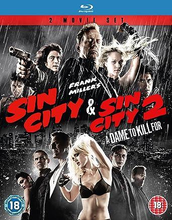 Sin City/Sin City 2 - A Dame To Kill For Edizione: Regno Unito Italia Blu-ray: Amazon.es: Cine y Series TV