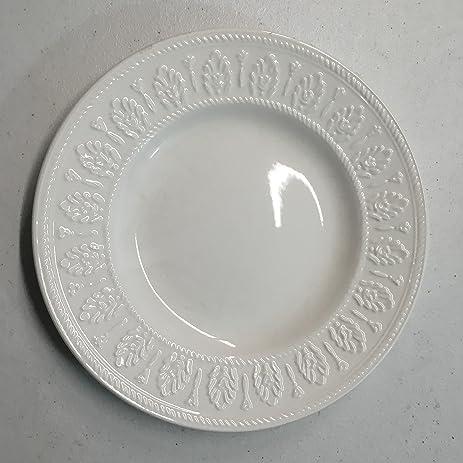 Martha Stewart Collection Gatewood Dinnerware 8.75u0026quot; Salad Plate & Amazon.com | Martha Stewart Collection Gatewood Dinnerware 8.75 ...