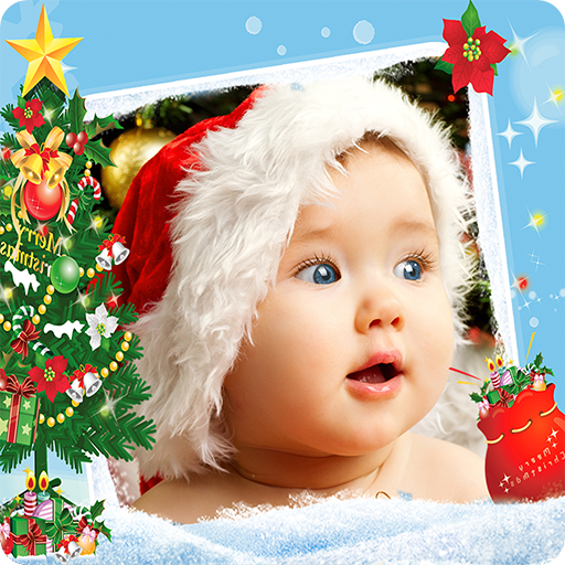 Merry Christmas Photo Frames - Santa Image Editor -