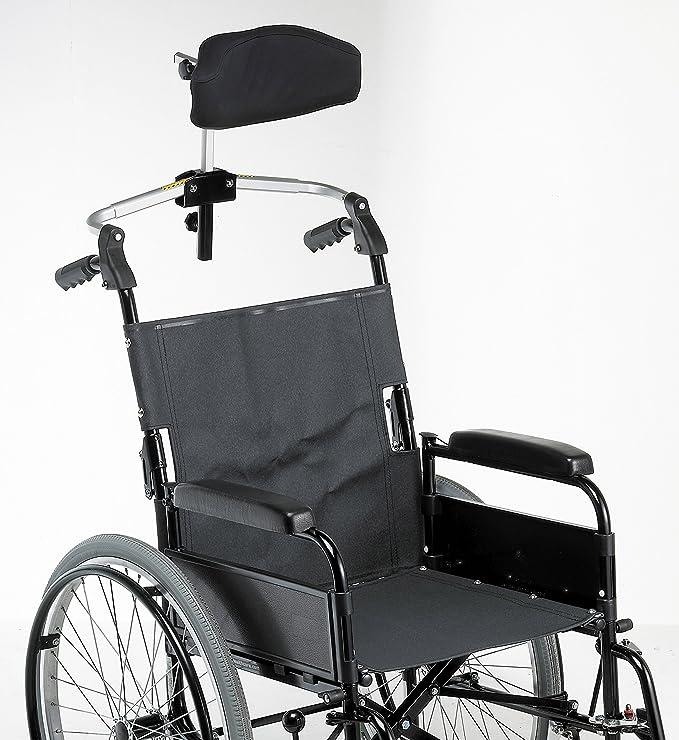 RHealthcare - Reposacabezas ajustable para sillas de ruedas (Medio 14